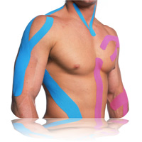 Kinesio Tex Gold fP - RED 5m