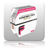 ZZ Kinesio Tex Gold fP - RED 31.5m