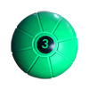 Live Medicine Ball 3kg - Green