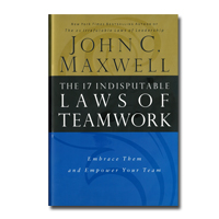Maxwell - 17 Laws of Teamwork - Book