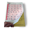 Swiss Ball Exercise Prescription Pad